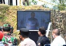 Bambang Soesatyo Memberikan Sambutan kepada Forkompida dan Jemaat GKI Yasmin Bogor