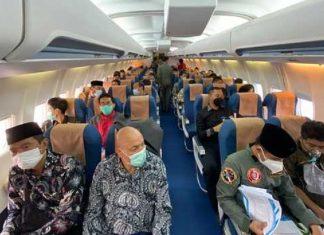 Indonesia Evakuasi WNI dari Afghanistan