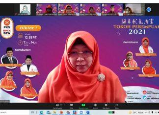 Anis Byarwati dalam diskusi Diklat PKS DKI Jakarta