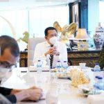 Bambang Soesatyo Menerima Perwakilan BPPT