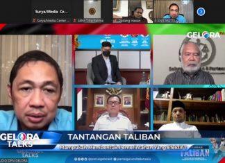 Diskusi Partai Gelora