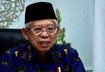 Foto: Wakil Presiden RI, Ma'ruf Amin