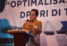 Sekjen DPR Indra Iskandar