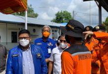 Irwan Buka Bimtek SAR untuk Milenial dan Santri di Balikpapan