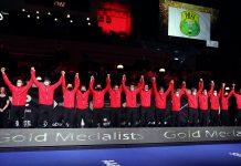 Tim Bulutangkis Indonesia Meraih Thomas Cup Tanpa Bendera Merah Putih